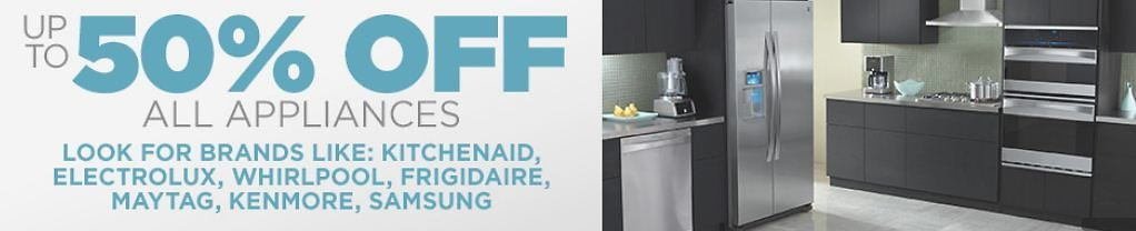Upto 50% OFF... Appliances & Tools Deals | Sears Outlet