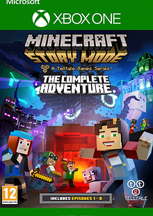 Minecraft - Story Mode Complete Adventures (Xbox One)