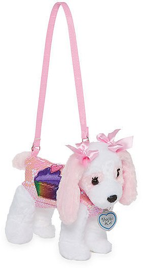 Poochie & Co Plush Purses (2 Styles) + More