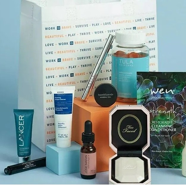 Free Beauty Tote w/ QVC Purchase (A $150+ Value)