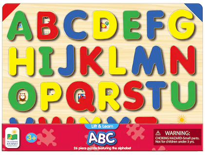 The Learning Journey ABC Puzzle