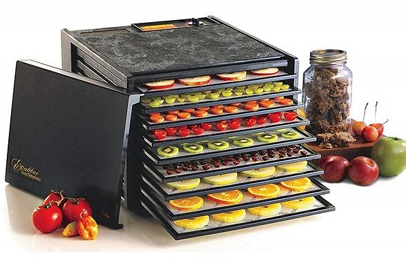 Excalibur 3900B 9-Tray Electric Food Dehydrator (Open Box)