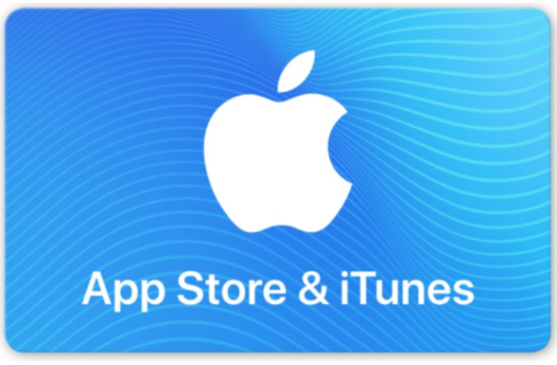 App Store & ITunes Gift Card - Emailed