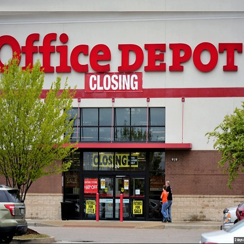 Office Depot Is Closing 50 More Stores