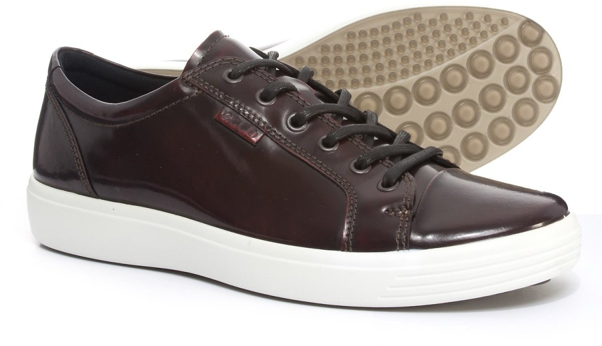 ECCO Soft 7 Sneakers - Leather (For Men)