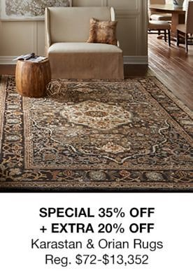 Up to 75% + Extra 10% Off Area Rugs @Macy's