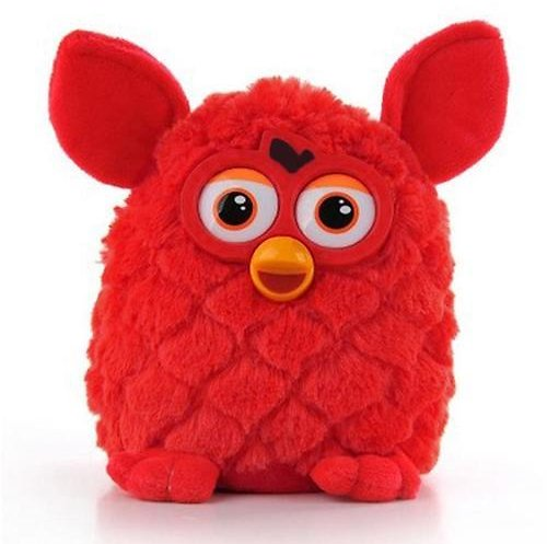 Wondershopping New Soft Cartoon Animal Creature Stuffed Plush Doll Baby Kids Toys Birthday Gift