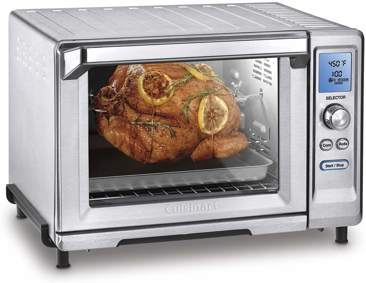 Cuisinart Rotisserie Convection Toaster Oven, Stainless