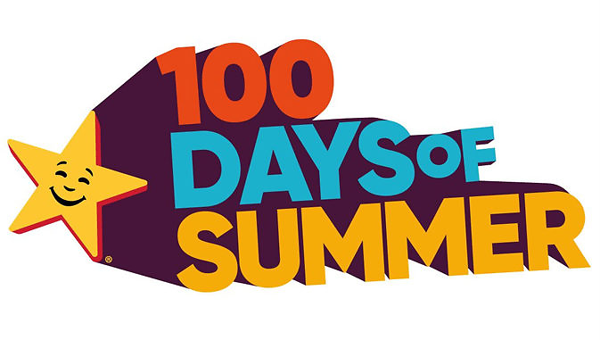 Carl's Jr. Officially Launches New '100 Days Of Summer' Promotion