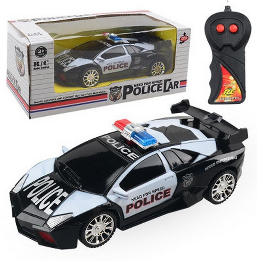 Price Drop! Electric Remote Control Police Car