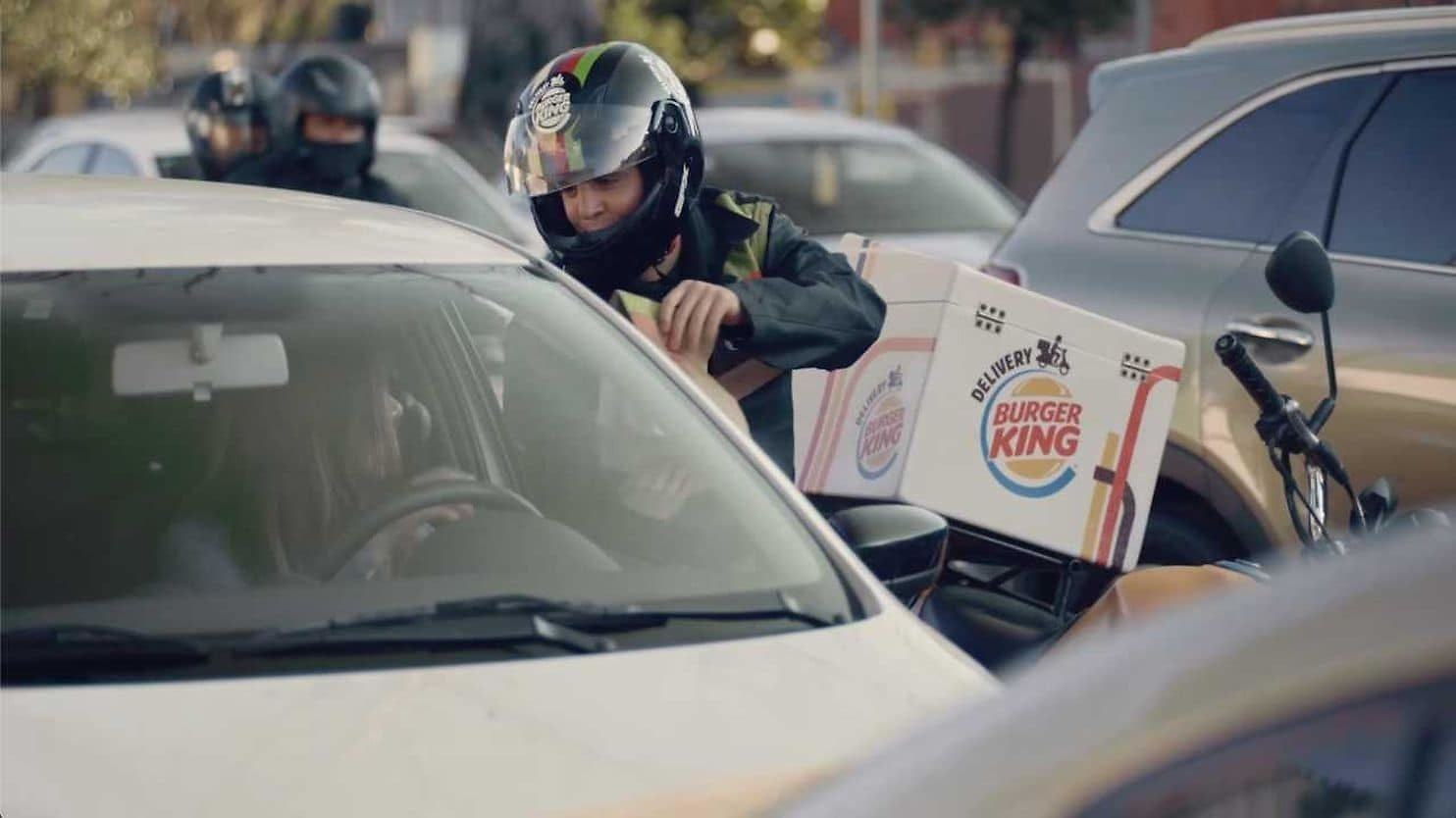 Burger King's Latest Plan to Reach Customers: Whoppers Delivered Right to Your Car.