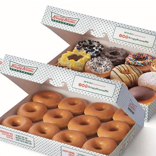$12 Any Double Dozen Donuts for Father's Day