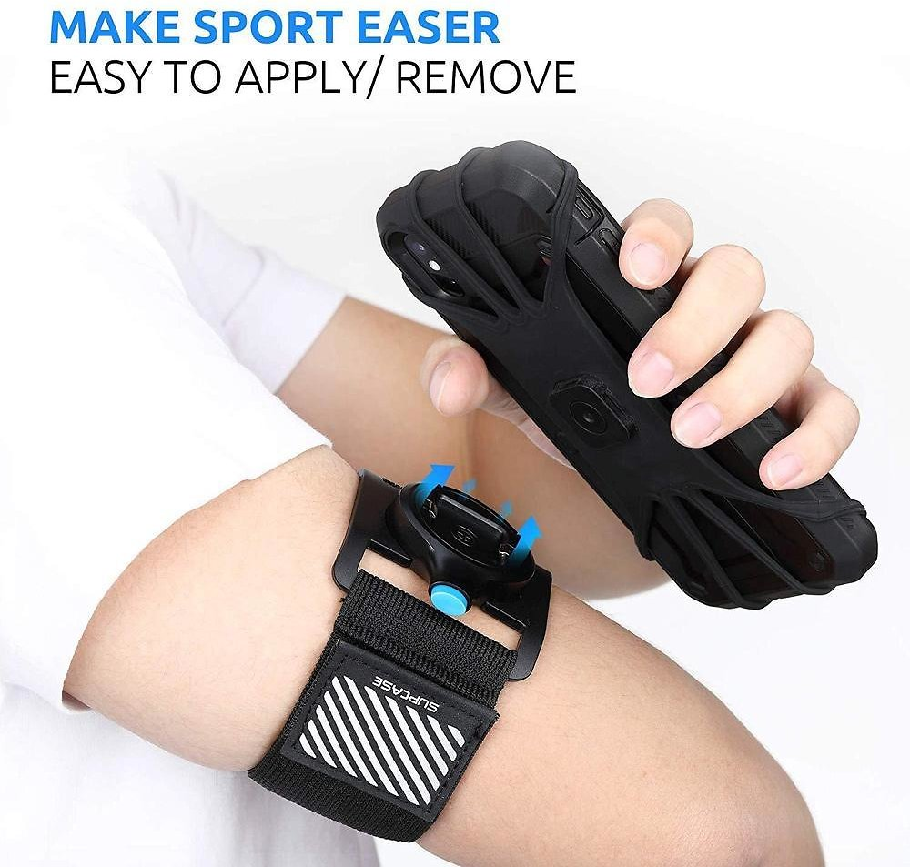 10% OFF..! SUPCASE Sport Armband Phone Running Armband for IPhone X/XS Max/XR Galaxy Note 9 843439105461