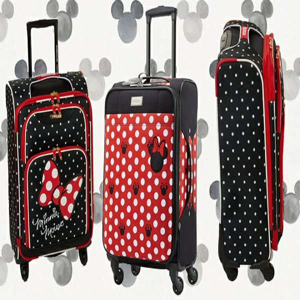 American Tourister Minnie Mouse Carry-On