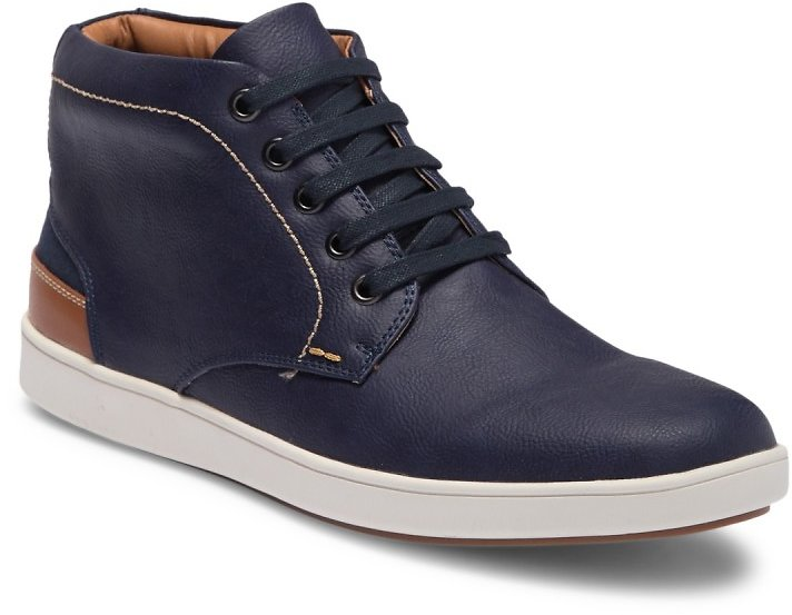 Steve Madden | Groom High-Top Leather Sneaker | Nordstrom Rack