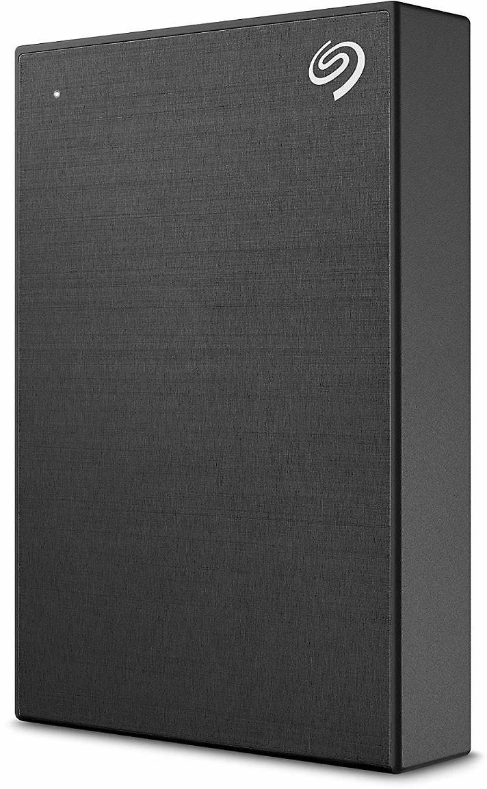 Seagate Backup Plus Portable 4TB External Hard Drive HDD - Black USB 3.0 for PC Laptop and Mac (STHP4000400)