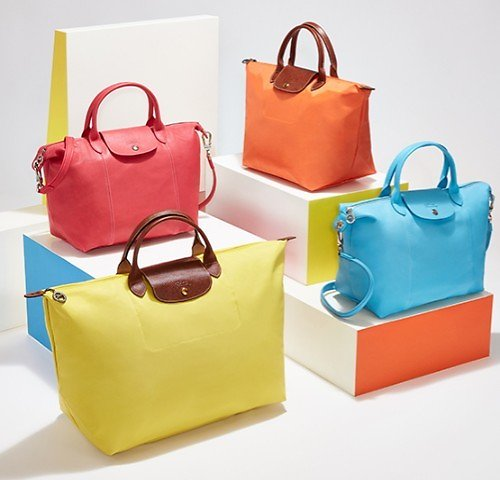 Up to 90% off Longchamp