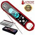 Blusmart Instant Read Meat Thermometer Digital and Automatic