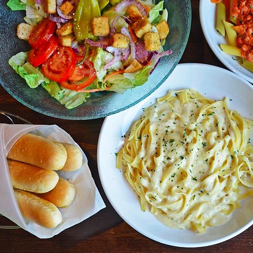 Buy One Entree, Take One Home for Free - Olive Garden