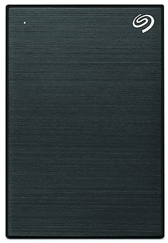 Seagate Backup Plus 5TB USB 3.0/USB 2.0 External Hard Drive, Black (STHP5000400)