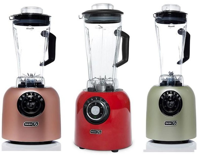 DASH Chef Series 1400-Watt Digital Blender (6 Colors) - Ships Free