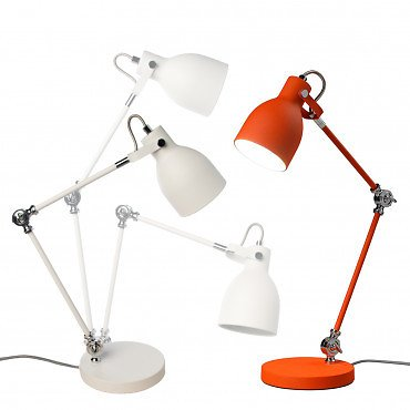 Task Lamp By Wild & Wolf – Fully Adjustable & Retro Style