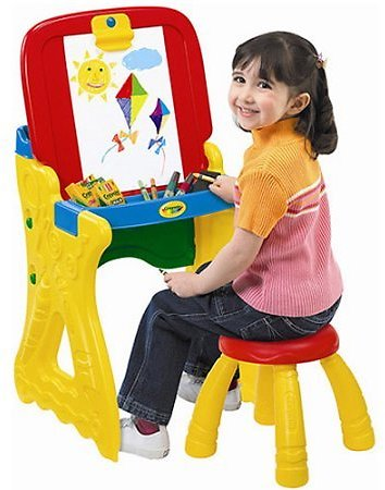 Crayola Play 'n Fold Art Studio