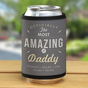Personalized Most Amazing Daddy Can Wrap