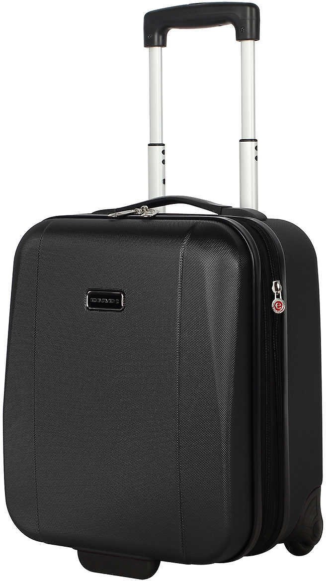 Ciao Underseat Hardside Carry-On (Black)