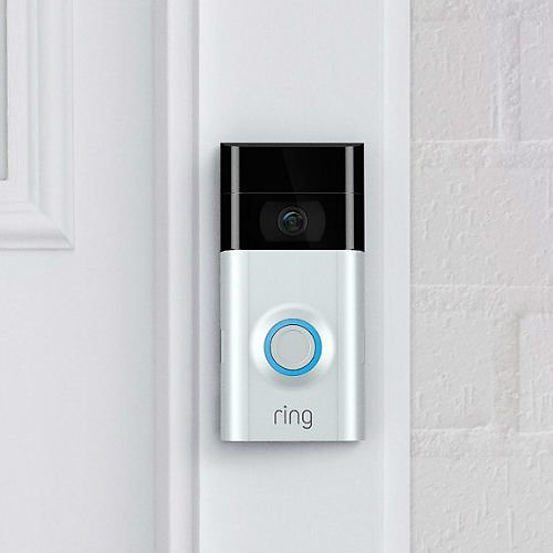 Ring Video Doorbell 2 + 1-Year Protect Plus