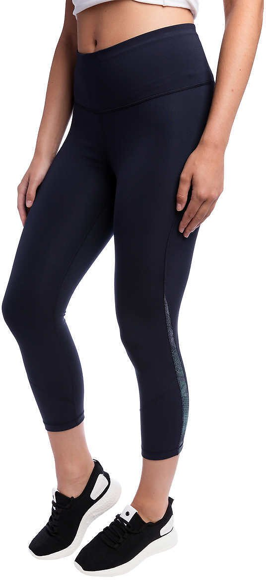 Kirkland Signature Ladies' Reflective Crop Tight + F/S