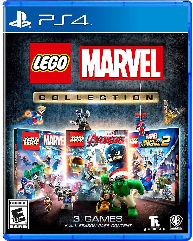 LEGO Marvel Collection PlayStation 4