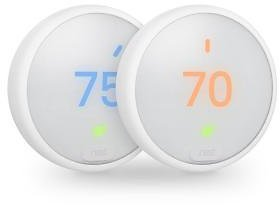 Google Nest Thermostat E (2-Pack)-VB00XX17