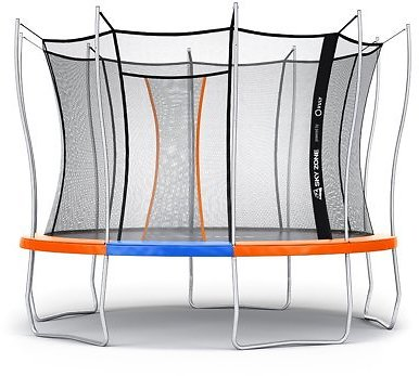Sky Zone x Vuly 12-Foot Trampoline + Ships Free