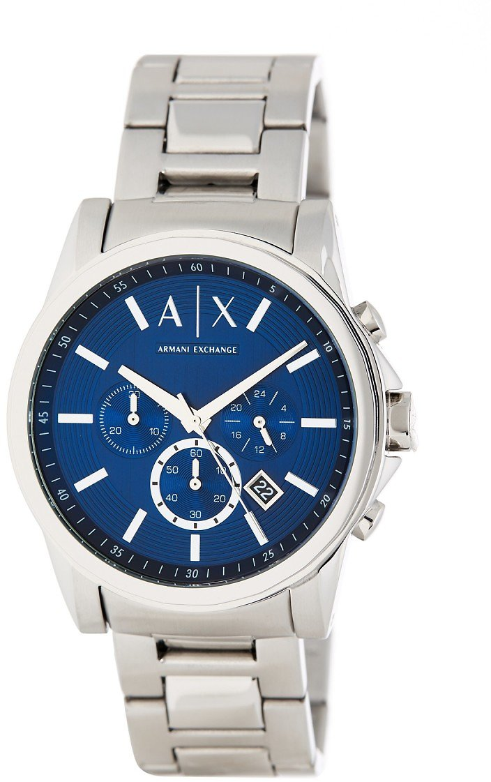 AX ARMANI EXCHANGE | Men's Outerbanks Chronograph Bracelet Watch, 45mm | Nordstrom Rack