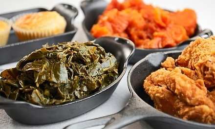 Two Comfort-Food Meals At 6978 Two Comfort-Food Meals (40% Off)+Extra $1.99 off, today only
