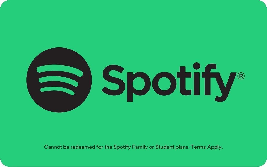 Spotify 12 Months Premium Subscription