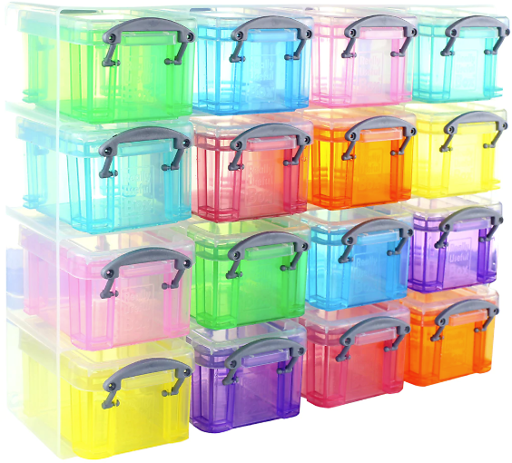 Really Useful Boxes 16-Box Organizer