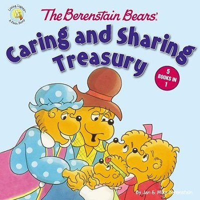 Living Lights: The Berenstain Bears Caring and Sharing Treasury - Slightly Imperfect