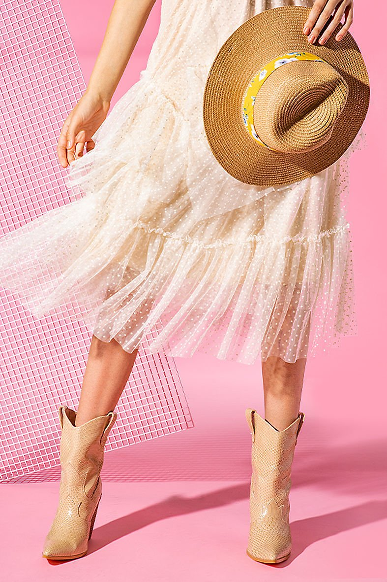 Fever Cowgirl Boots