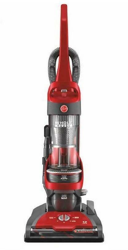 (Ships Free) Hoover Whole House Elite Bagless Upright Vacuum Cleaner (Refurbished)