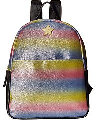 Luv Betsey Dana Mid Size PVC Backpack