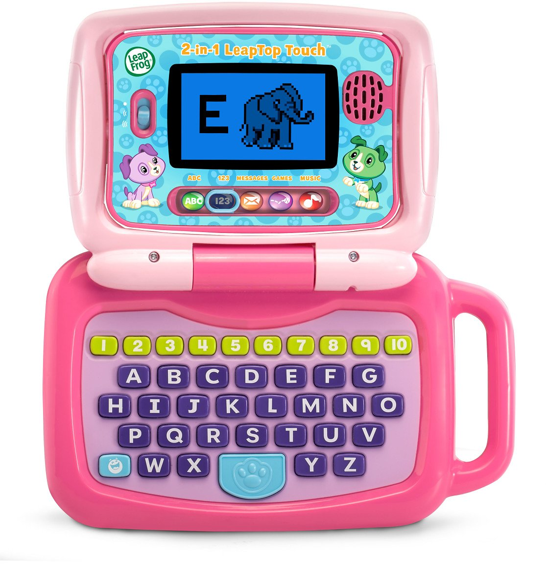 LeapFrog 2-in-1 LeapTop Touch - Pink