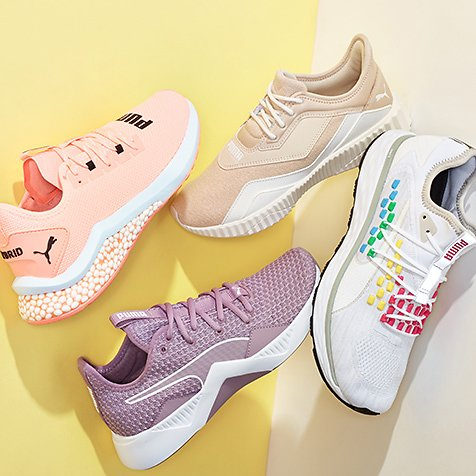 Up to 60% Off PUMA Shoes Flash Event