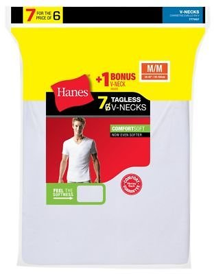 Hanes Multi-Pack Men's Undergarments for $6.15 & More + Free Shipping