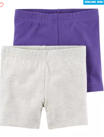 ! 2-Pack Tumbling Shorts ONLINE ONLY 2-Pack Tumbling Shorts