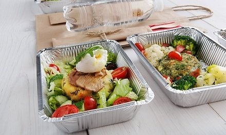 Weekly Meals for Two, Three, Four, or Five People from Le Chef Gourmet Foods (Up to 54% Off)
