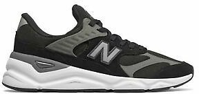 New Balance Men's X-90 Shoes Black with Grey