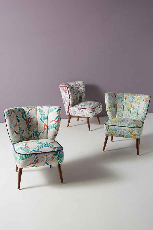Colloquial Petite Accent Chair