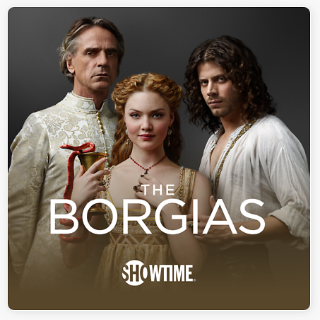 ‎The Borgias, The Complete Series